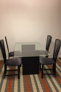 4 seat dining - $139 if picked by 1/29 Leesburg, 20176