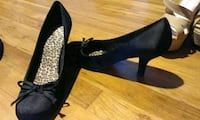 Sz 9 heels gently USED Canal Winchester