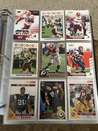 NFL trading card collection Gretna, 68028