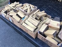 Oak Wood Chunks for BBQ Smoking or Grilling