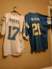 LA CHARGERS Jersey  Conway, 29526