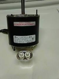 Ac. Condenser fan motor brand new with capacitor Reading, 19605