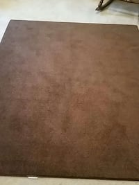Area rug, brown Knoxville