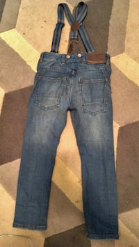 Boys Jeans with Suspenders. Size 2-3yrs Halifax, B3B 1A6