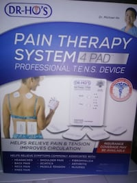 DR HO'S PAIN THERAPY SYSTEM 4PAD  Mississauga