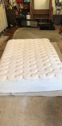 White and brown bed mattress Valley View, 44125