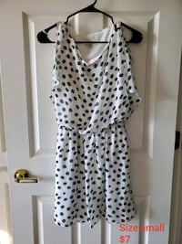 Black and white polka dot dress Grand Junction, 81505