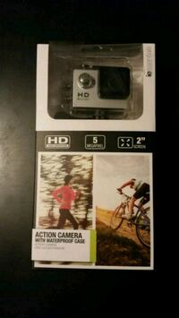 Iessentials Action Camera with Waterproof Case