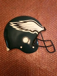 EAGLES CERAMIC FLAT 12 INCH HELMET Allentown, 18104