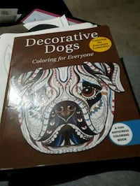 adult colouring books Stratford