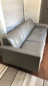 Leather Couch New Westminster, V3M 1M1