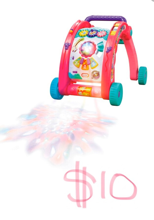 Used Little Tikes 3 In 1 Activity Walker For Sale In