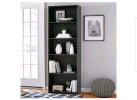 "Mainstays 71 "" 5 Shelf Bookcase"
