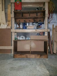 Coat hanger with matching bench Toronto, M6E 4H3