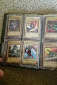 Yu-Gi-Oh ! trading card collection Annandale, 22003