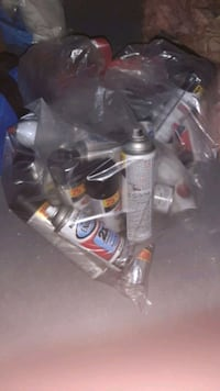 Lot of 20+ Cans of Spray Paint Sterling, 20166