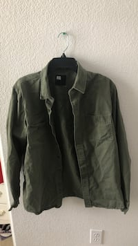 Army Green Jacket Size Large Henderson, 89074