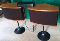 Bose 901 vi speakers with stands an equalizer  Jeffersonton, 22724