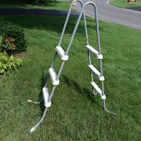 Pool ladder up to 4' wall Liverpool, 13090