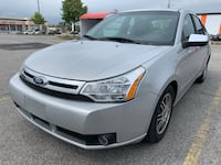 2011 Ford - Focus -No mechanical issue-only 23000 actual KM-clean title-no rust Toronto