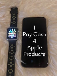 Apple Watches & phones Ashburn, 20147