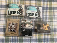 Nice eagles card collection