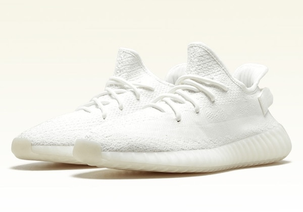 online store 8f183 157f5 Used Adidas Yeezy Boost 350 V2 Cream Triple White for sale in Mississauga -  letgo