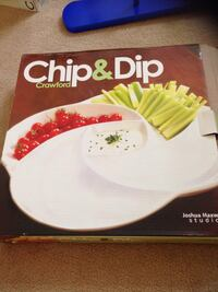 Chip and Dip platter Markham, L6C 2X1