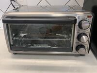 Black & Decker 4 Slice Black Toaster Oven 多伦多, M1S 2L7