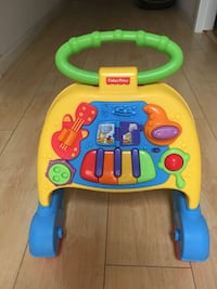 fisher-price learning walker Glendale, 91214