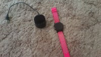 black and pink smart watch Lubbock, 79412