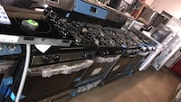 New Frigidaire stainless steel gas stove 5 burners 6 months warranty Catonsville, 21228