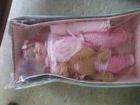 baby's pink and white bassinet Knoxville, 37917