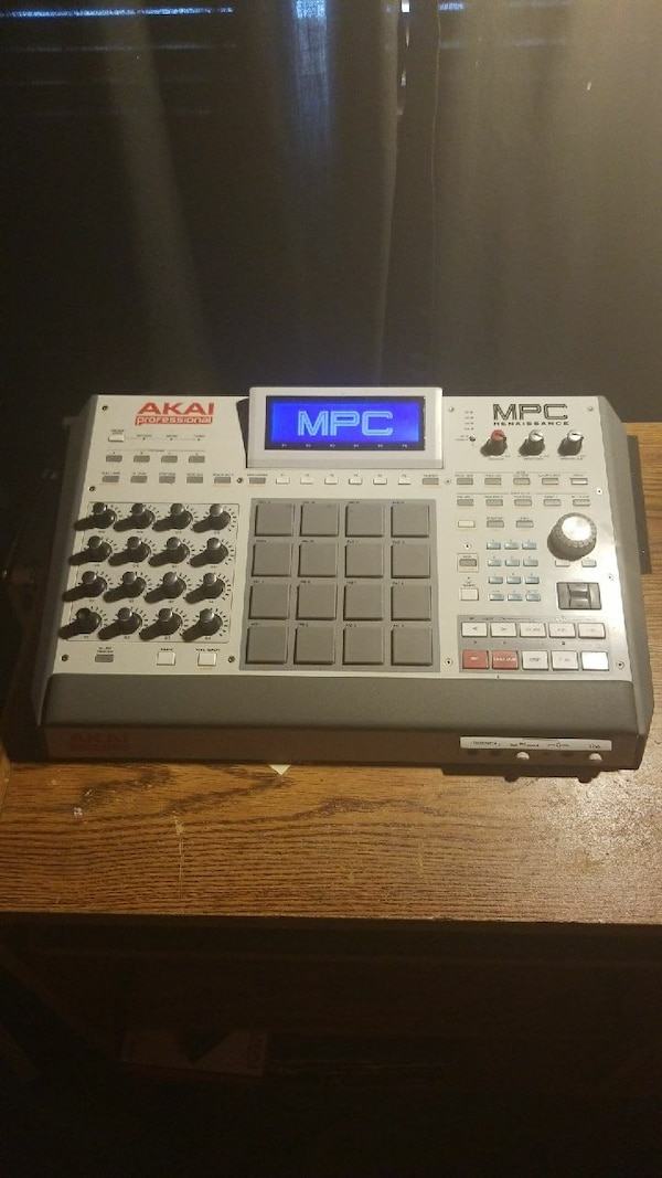 akai mpc download