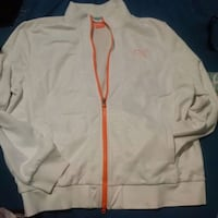 white Puma sweater  Red Deer, T4P 3Y9