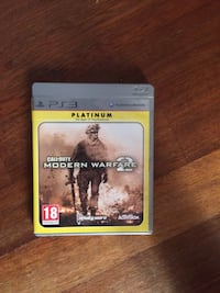 PS3 Call of Duty Modern Warfare 2 Game