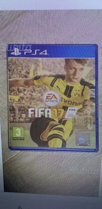 Custodia Sony PS4 FIFA 17 Cinisello Balsamo, 20092
