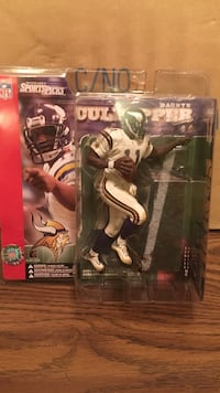 football player figure pack McHenry, 60050