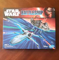 Star Wars Battleship game Cambridge, N1T 1M6