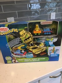 Thomas and Friends Adventures Robot Rescue  Langley, V2Y 1B5