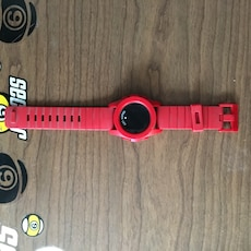 LCD display watch needs battery