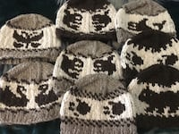 Cowichan knitted toques and beanies null, V9L