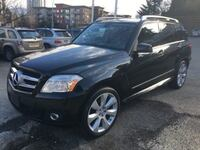 2010 Mercedes GLK-350 90000 Km,No Accident Port Moody
