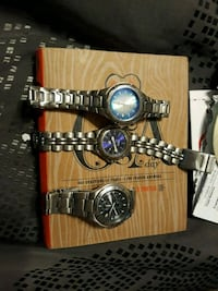 2 fossil watches  Hanover, 17331