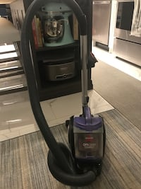 Bissell opticlean compact vacuum