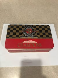 NASCAR Winston Cup Tin Chantilly, 20152