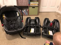 Graco AIRE3 Travel System with extra base Rohnert Park, 94928
