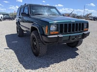 2000 Jeep Cherokee Sport 4.0 In-Line 6 Cylinder