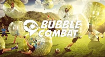Inflatable High Quality Bubble Soccer Ball