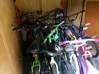 Lot of bikes for sale All For One price Saint John, 46373
